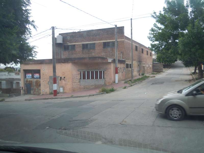 Bº SAN VICENTE VENDO GALPON 810MTS