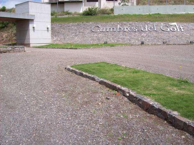 Terreno plano Villa Allende (Bº cerrado)
